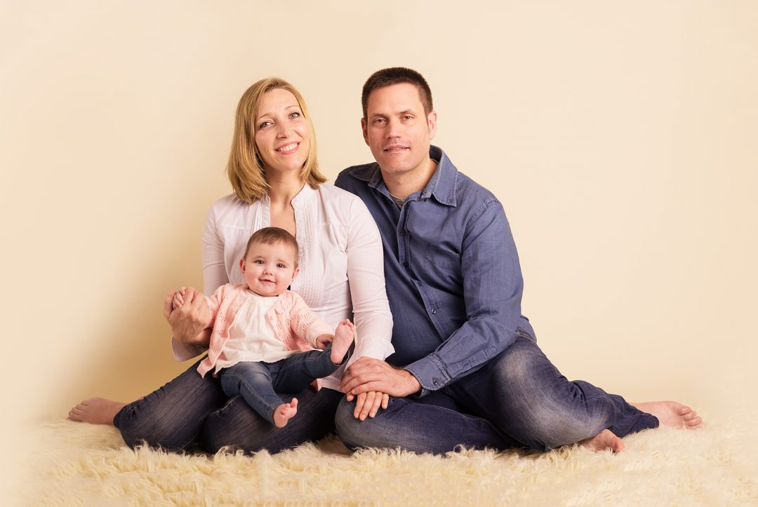 Familie fotoshoot in Arnhem, fotografie in studio