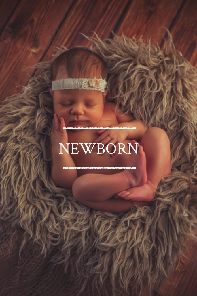 Newborn fotoshoot in Arnhem
