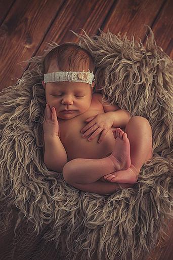 Newborn fotoshoot in Arnhem, baby pasgeboren fotografie