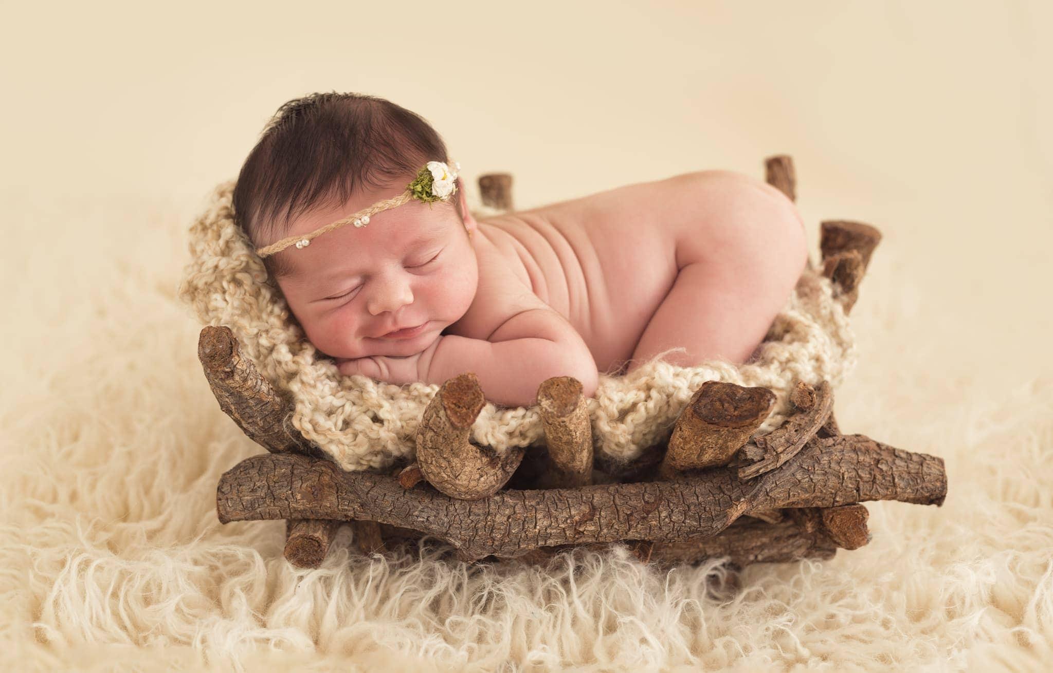 newborn sessie, fotoshoot in Arnhem. Pasgeboren baby fotoshoot