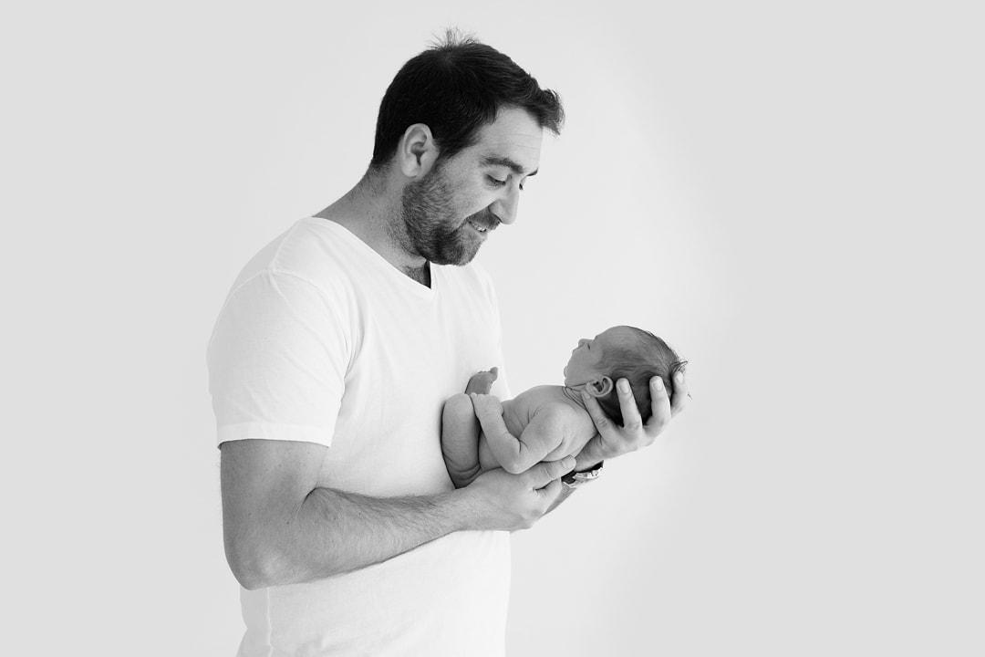 newborn fotoshoot in Arnhem en Duiven-baby fotograaf